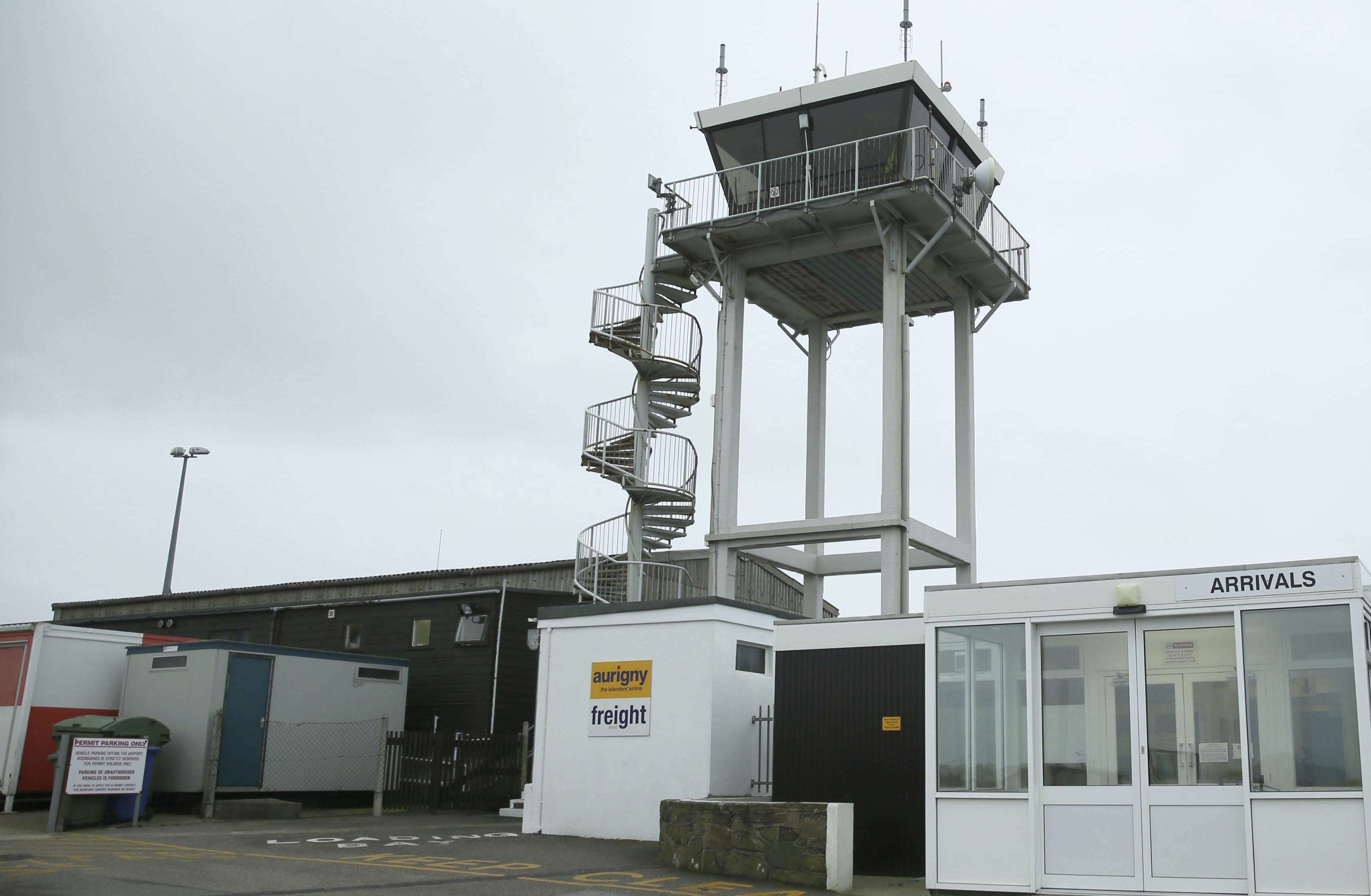 Airline Wants To Expand Alderney S Airport Terminal Guernsey Press