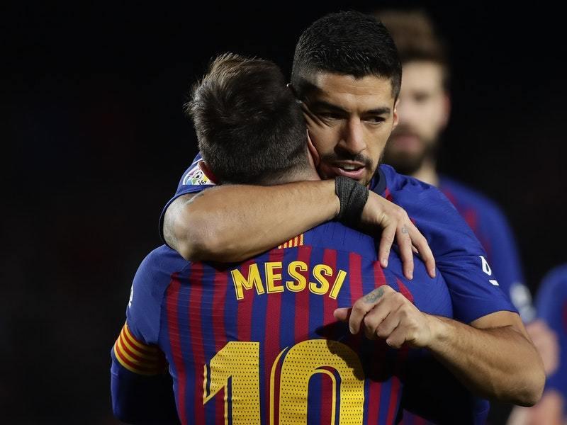 Valverde Hails Unbelievable Messi As Barcelona Star Reaches Laliga Landmark Guernsey Press