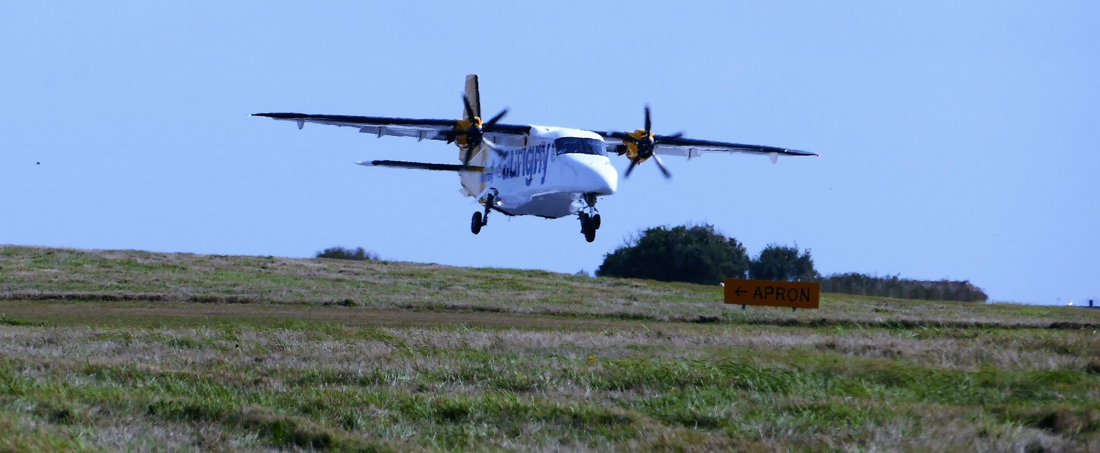 Stsb To Ask States For 12m To Upgrade Alderney S Airport